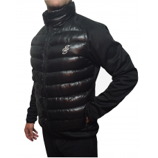 The Challenge Jacket - Black