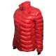 Dare Down Jacket - Passion Red