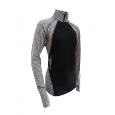 """Melange"" Ultra - lightweight long sleeve shirt"