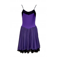 "Ice Dance Dress ""Ariana"""